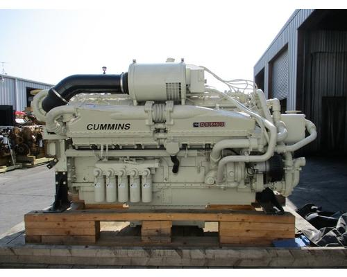 2014 CUMMINS QSK50 Engine Assembly