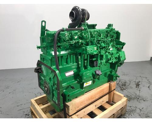 JOHN DEERE 6081 Engine